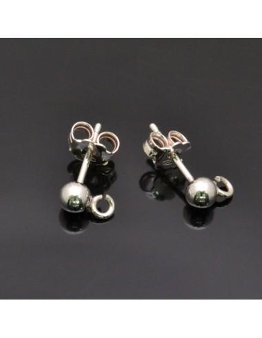 base orecchini