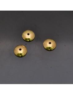 Copri perle in argento 925% da 6 mm 14pz