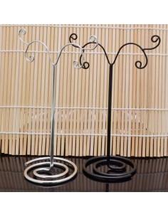 ESPOSITORE orecchini 8X13 CM 4 FORI porta orecchini belli da vetrina