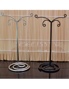 ESPOSITORE orecchini 6X12 CM 4 FORI porta orecchini belli da vetrina