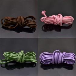 Filo Piattina Soutache da 5 mm in vari colori 1 Metro