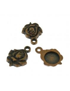 3 Pz. Ciondoli rose