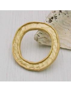 2 PZ COMPONENTE ZAMA forma anello cerchio 31.5 mm