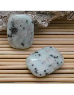 pietra diaspro rettangolare liscio piatta 22 x 30 mm per gioielli