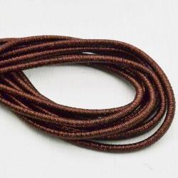 filo metallico ricoperto lurex per base orecchini collana bracciali per tuoi gioielli