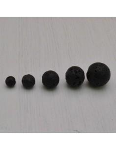 pietra lavica naturale 6 mm - 14 mm Pietra Dura per i tuoi gioielli