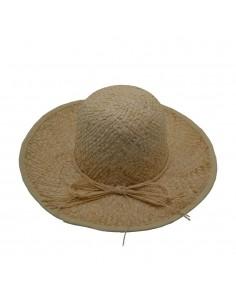 cappello per mare paglia da decorare palma donna cappelli da spiaggia 38 CM