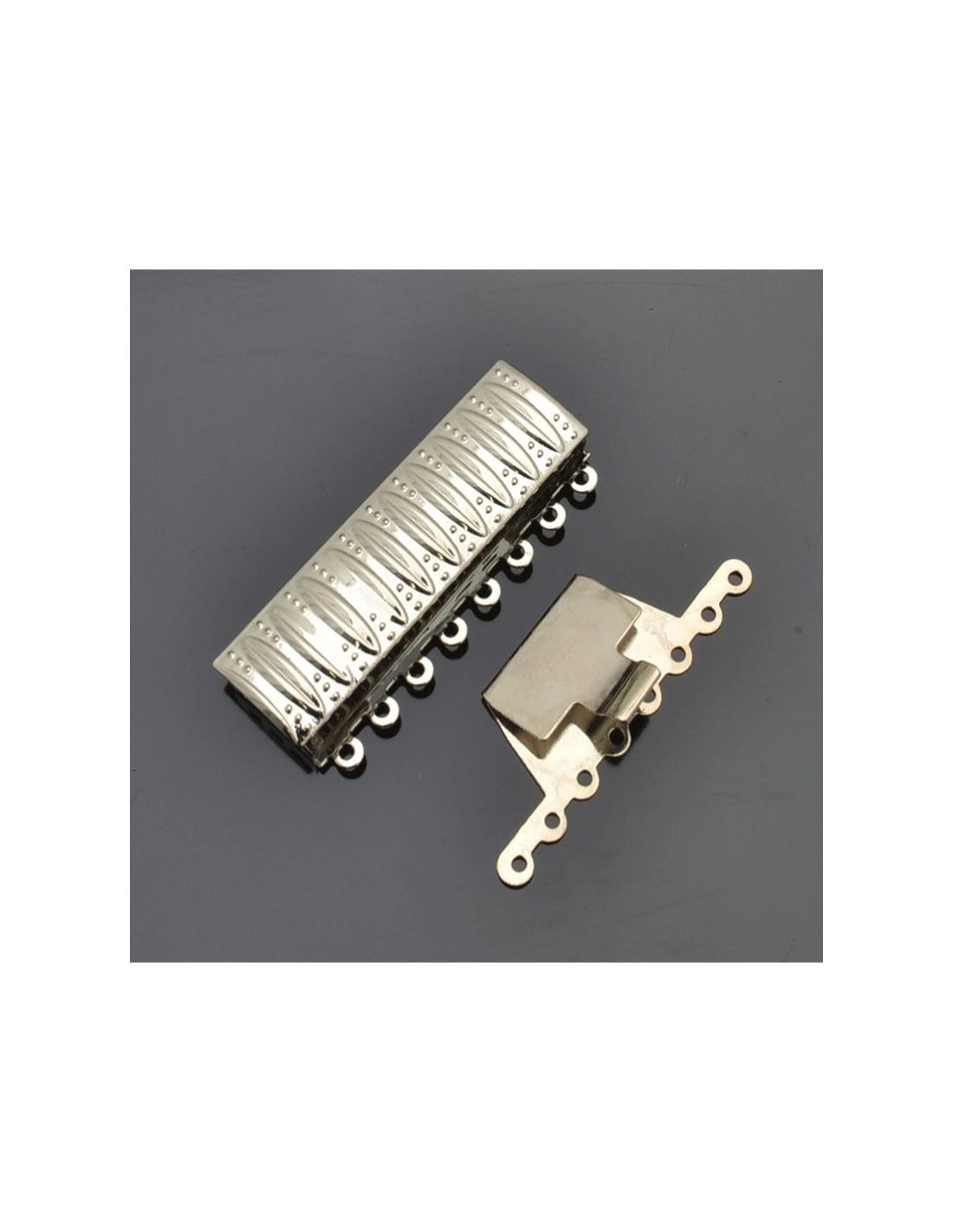 Chiusura-8-fili-filigrana-incastro-per-collana-bracciale-36-x-16-mm