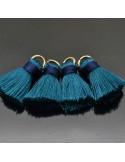 Mini seta nappa Charms Nappe accessori bigiotteria 22 mm 2 pz