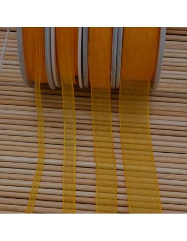 Nastro Organza Bobina Nastro Bomboniere da 0,3 mm 0,6 mm 10 mm 15 mm per 2 metri