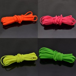 Filo Piattina Soutache da 3 mm in colori Fluo 1 Metro