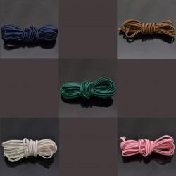 Filo Piattina Soutache da 3 mm in vari colori 1 Metro