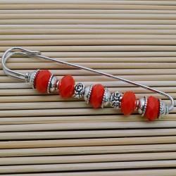 Spillone per sciarpe o maglioni Spilla da balia 9cm