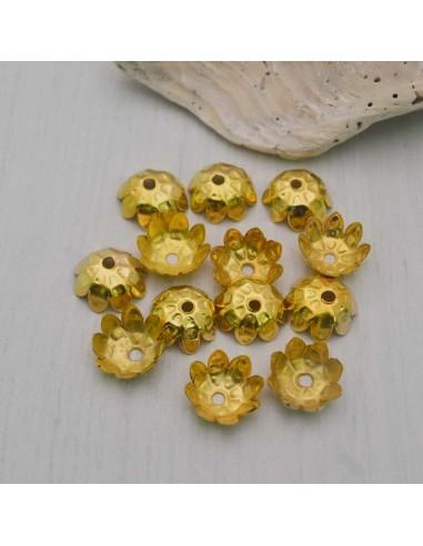 20 Pz. Copri perle filigrana