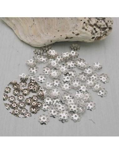 70 Pz. Copri perle filigrana