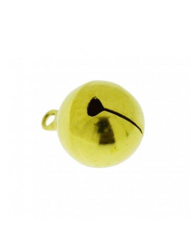 1 Pz. Ciondolo Campanella oro