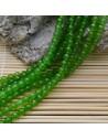 filo Giada Peridoto Sfaccettato 6 mm 8 mm verde per i tuoi gioielli
