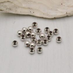 Schiaccini in argento 925% argento rodio per realizzare i tuoi gioielli