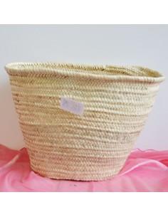 borse paglia da decorare borse palma 53xH43x29 cm senza manici borsa donna mare estate