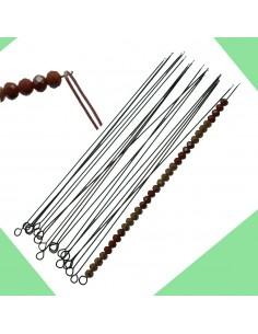 Aghi speciale per bracciale collana lunghezza 17 cm misura viaria 1 pz per le tuo gioielli creazione