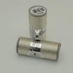 Filato Diamant DMC GROSSO 20 MT G168 Argento ottimo per catenella all'uncinetto