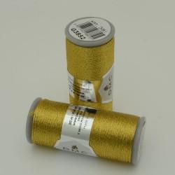 Filato Diamant DMC GROSSO 20 MT G3852 oro scuro ottimo per catenella all'uncinetto