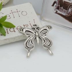 Ciondoli farfalla 27 x 24 mm 3pz per le tue creazioni!!!