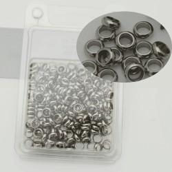 maxi confezione rondelle anellini chiusa misura varia per fai da te per le tue creazioni!!!