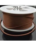 Coda di topo qualità superiore Cordoncino Filo Raso spessore da 1 mm 50 metri