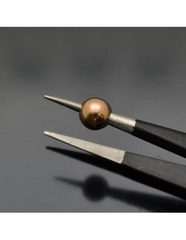 Perle distanziatori inframezzi 6 mm da 10 pz. in argento 925%
