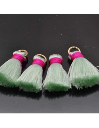 ciondoli nappa Charms Nappe accessori bigiotteria 22 mm 2 pz