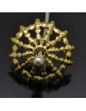 Copri perle 9 mm 20pz in argento 925%