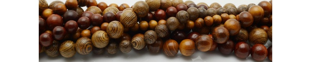Perle in legno