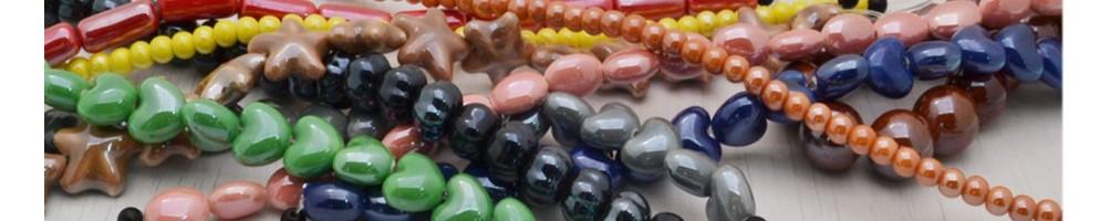 Perle in ceramica