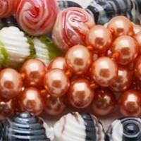 Perle in vetro